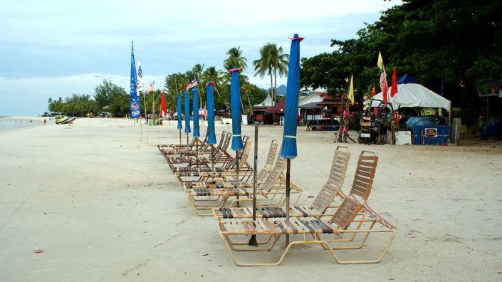 Profitez des plus belles plages dans les pays d'Asie du Sud-Est