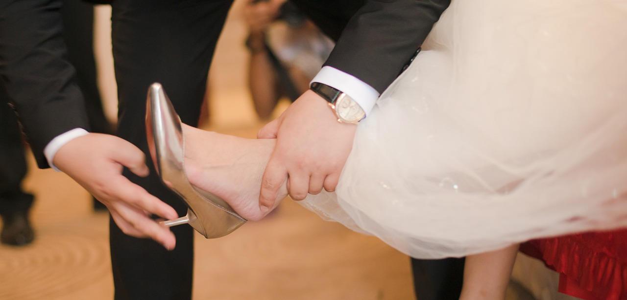 Comment faire le bon choix de chaussures de mariage pour femme ?