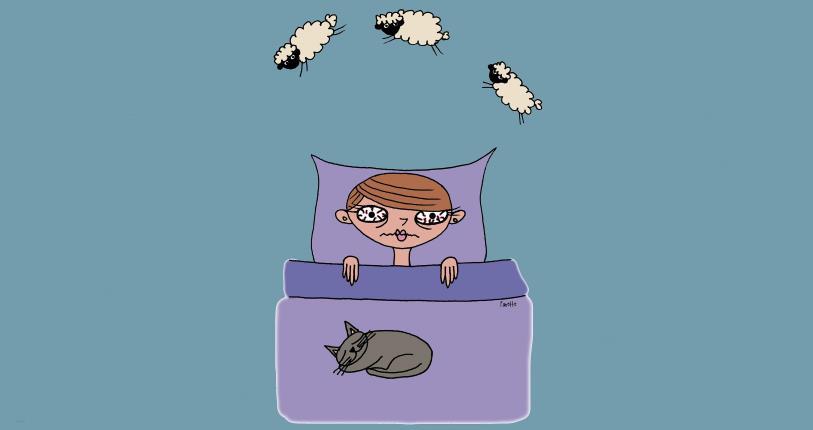 Guérir l'insomnie par la méditation