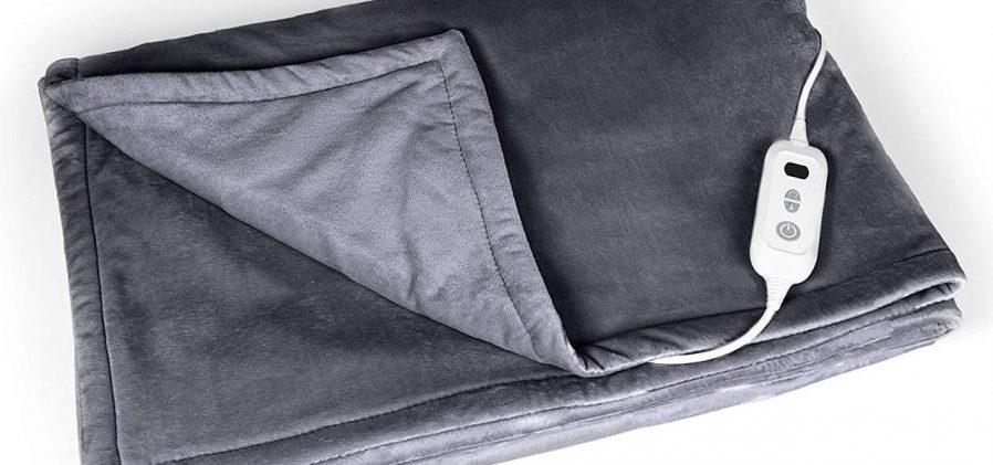 Une gamme de couvertures chauffantes chez Dispoma